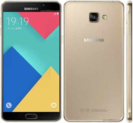 Dien thoai Galaxy A9 Pro se trang bi man hinh 6 inch - Anh 1