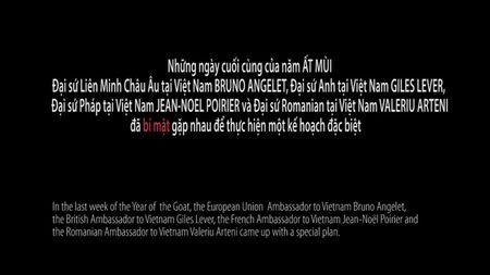 """Nhung ke hoach """"bi mat"""" cua cac dai su dip Tet Nguyen dan - Anh 5"""