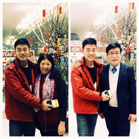 Xuan Truong goi loi chuc Tet tu Han Quoc - Anh 1