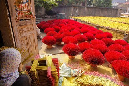 Nhung mui huong khong the phai mo trong ky uc ve Tet xua - Anh 1