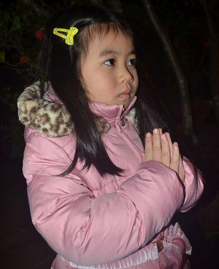Hinh anh dang yeu cac be di le Phat dau xuan - Anh 9