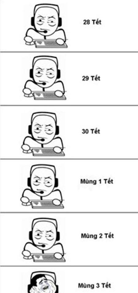 Cuoi te ghe 8/2: Nam nao cung nghe 1 cau chuc, chan lam roi - Anh 5