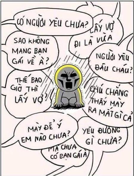 Cuoi te ghe 8/2: Nam nao cung nghe 1 cau chuc, chan lam roi - Anh 6