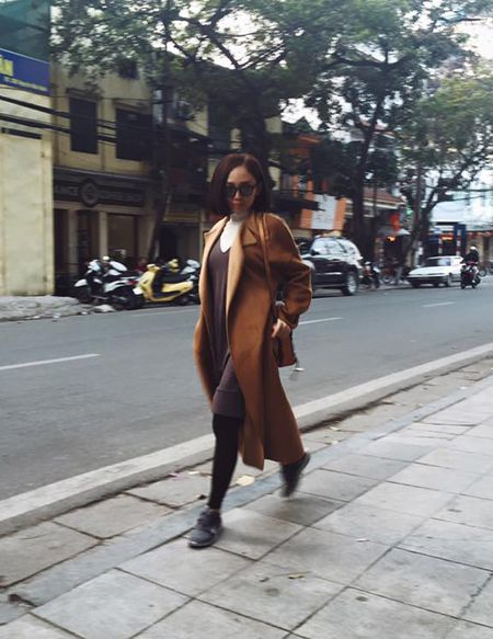 Street style tien nam cu, don nam moi cua xi ta, hot girl Viet - Anh 4