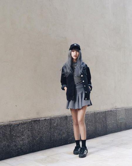 Street style tien nam cu, don nam moi cua xi ta, hot girl Viet - Anh 5