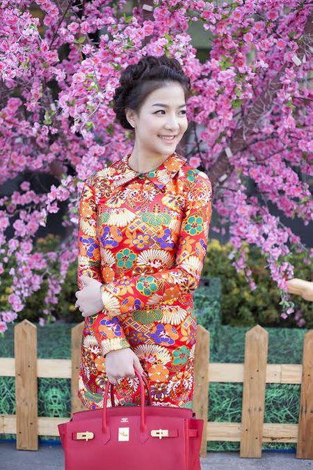 Ca si Tran Ha Thuy bi nham la hoa hau Nguyen Thi Huyen giua Sai Gon - Anh 3