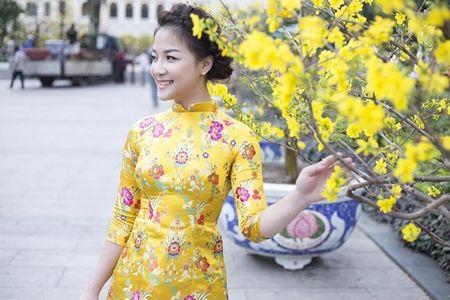 Ca si Tran Ha Thuy bi nham la hoa hau Nguyen Thi Huyen giua Sai Gon - Anh 6