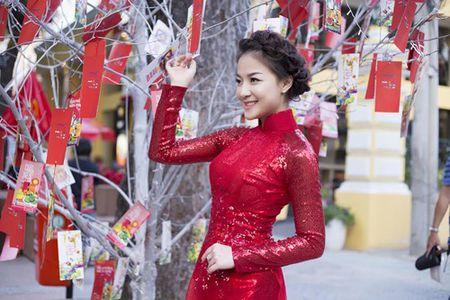 Ca si Tran Ha Thuy bi nham la hoa hau Nguyen Thi Huyen giua Sai Gon - Anh 7