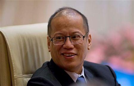 Tong thong Philippines chuc Tet cong dong Hoa kieu - Anh 1