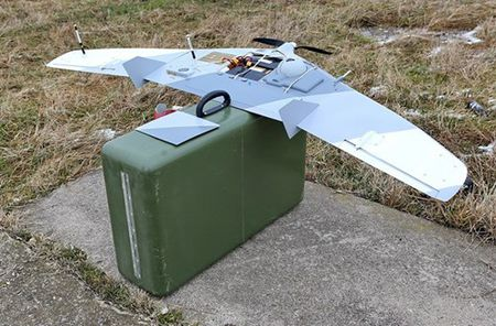 Tan mat UAV trinh sat 'nho ma co vo' cua Nga - Anh 1