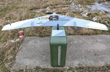 Tan mat UAV trinh sat 'nho ma co vo' cua Nga - Anh 2