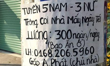Giu nha thue trong ngay tet o Sai Gon - Anh 1