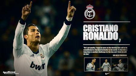Ronaldo dong gia lam nghe si duong pho - Anh 1