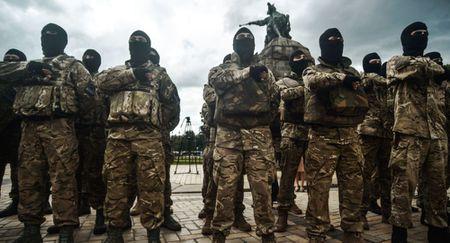 Nga to Ukraine tim cach pha thoa thuan hoa binh Minsk - Anh 1
