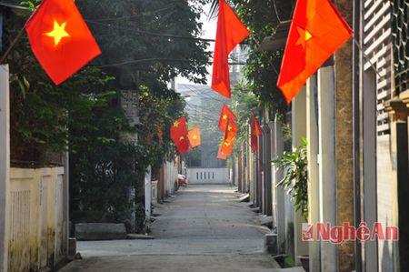 Hinh anh Thanh Vinh tram mac ngay mung 1 Tet - Anh 1