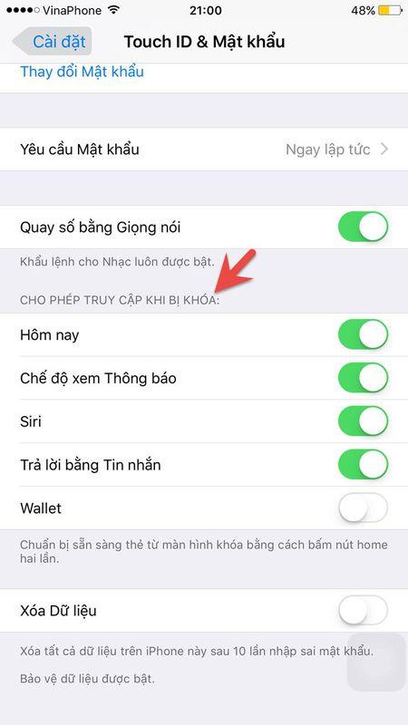 6 cach giup iPhone cua ban an toan gan nhu tuyet doi trong 2016 - Anh 3