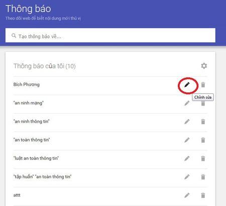 Huong dan xem tin tuc tren Google Alerts nhung ngay nghi Tet - Anh 4