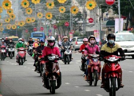 Thoi tiet mung 1 Tet: Bac Bo nang dep - Anh 1