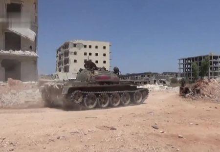 A rap dieu quan toi Syria chong IS, Trieu Tien lai phong ten lua - Anh 1