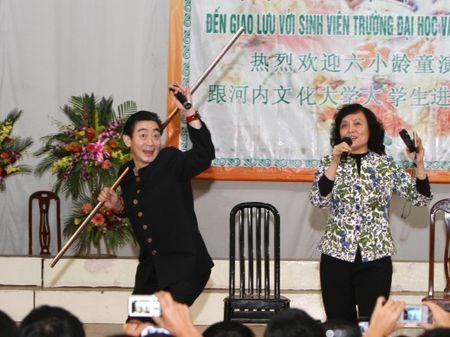 Luc Tieu Linh Dong: 'Nhieu nguoi goi toi la anh Khi' - Anh 3