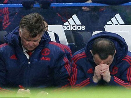Van Gaal phat cau vi bi hoi 'kho' ve... Jose Mourinho - Anh 2