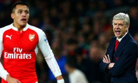 Thierry Henry nghi ngo suc manh tinh than cua Arsenal - Anh 1