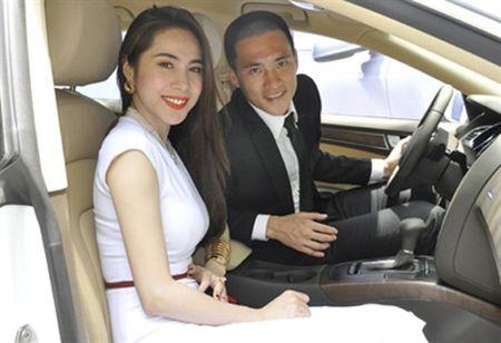 Cong Vinh hon nguoi vi lay duoc vo toan dien nhu Thuy Tien - Anh 2