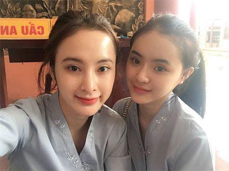 Me con Angela Phuong Trinh gian di di le chua - Anh 5