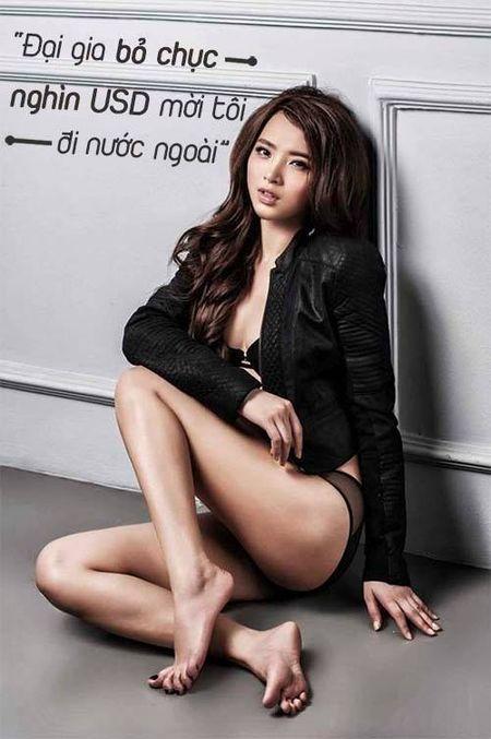 "My nhan Viet va nhung phat ngon ""ngan vang"" ve dai gia - Anh 1"