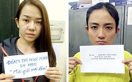 Choang vang voi duong day hotgirl ban dam gia nghin do - Anh 1
