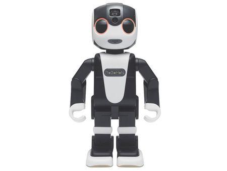 Tim hieu chi tiet ve chu robot kiem smartphone cua Sharp - Anh 10