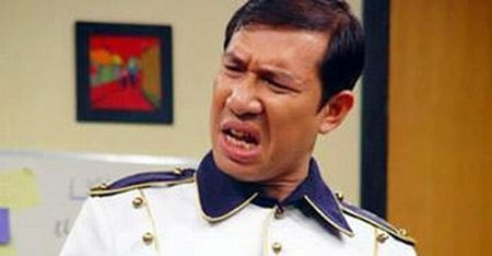 Quang Thang len tieng vu xe Camry dam chet 3 nguoi - Anh 1