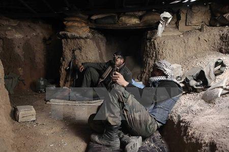 Gioi chuc My, Nga thao luan ve viec tranh va cham tai Syria - Anh 1