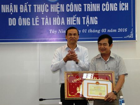 Hien gan 24.000m2 dat de xay dung Trung tam tro giup xa hoi - Anh 1