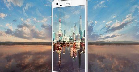 HTC gioi thieu One X9 tai MWC 2016 - Anh 1