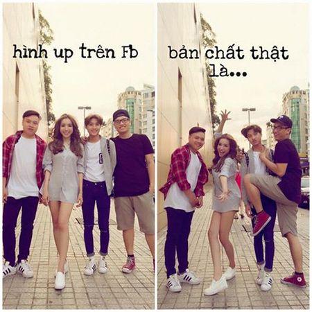 "Facebook sao 1/3: Tran Thanh ""dau dau"" voi tinh moi? - Anh 12"