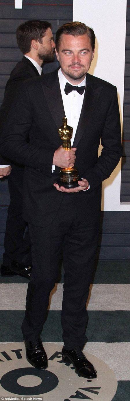 Hau Oscar, Leonardo qua vui quen ca tuong vang - Anh 2