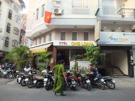 """Pha duong day """"dat"""" gai mai dam den tan phong cho khach - Anh 1"""