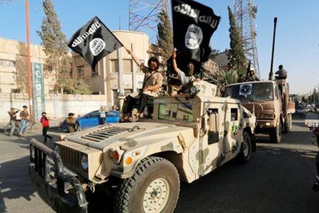 Phien quan IS tan cong nguoi Kurd o bac tinh Raqqa - Anh 1