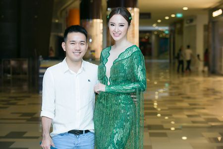 Ngat ngay nhan sac cua Angela Phuong Trinh tai su kien - Anh 4