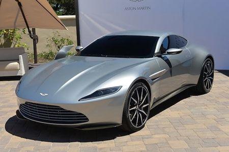 "Sieu xe coupe Aston Martin DB11 ""sieu doc, sieu dep"" - Anh 1"