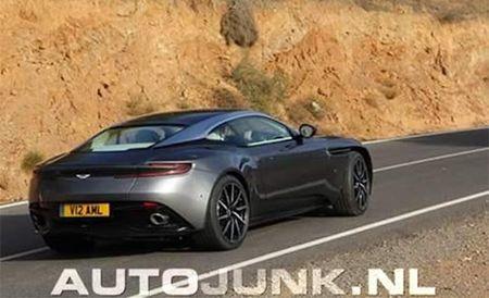 "Sieu xe coupe Aston Martin DB11 ""sieu doc, sieu dep"" - Anh 2"