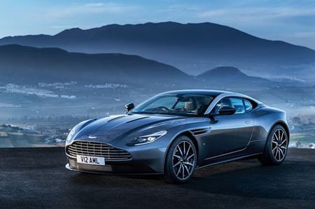 "Sieu xe coupe Aston Martin DB11 ""sieu doc, sieu dep"" - Anh 3"