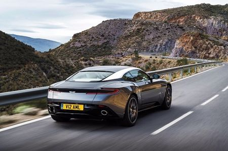 "Sieu xe coupe Aston Martin DB11 ""sieu doc, sieu dep"" - Anh 4"