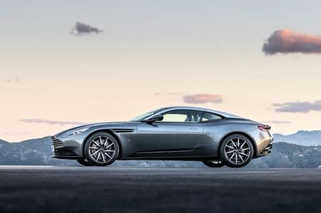 "Sieu xe coupe Aston Martin DB11 ""sieu doc, sieu dep"" - Anh 6"