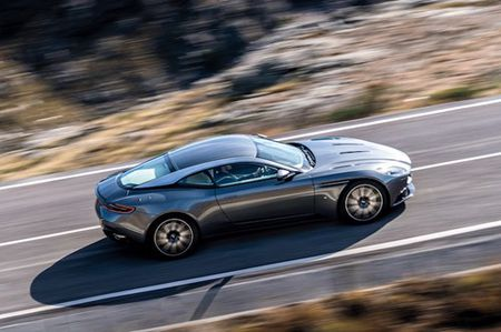 "Sieu xe coupe Aston Martin DB11 ""sieu doc, sieu dep"" - Anh 7"