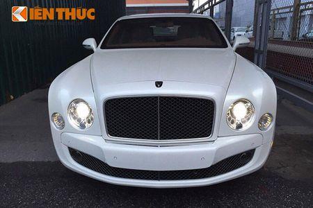 Dai gia Ha Noi am tham tau Bentley Mulsanne 2016 gia 25 ty - Anh 6