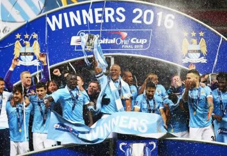 Manchester City vo dich League Cup - Anh 1