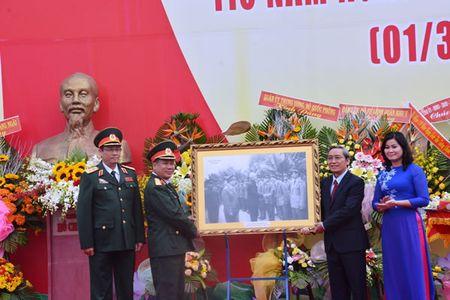Cac dong chi lanh dao Dang, Nha nuoc du le Ky niem 110 nam Ngay sinh Thu tuong Pham Van Dong - Anh 9