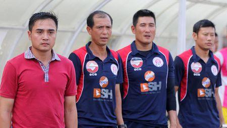 Hau het Ban huan luyen CLB Ha Noi nhan an ky luat tu VFF - Anh 1
